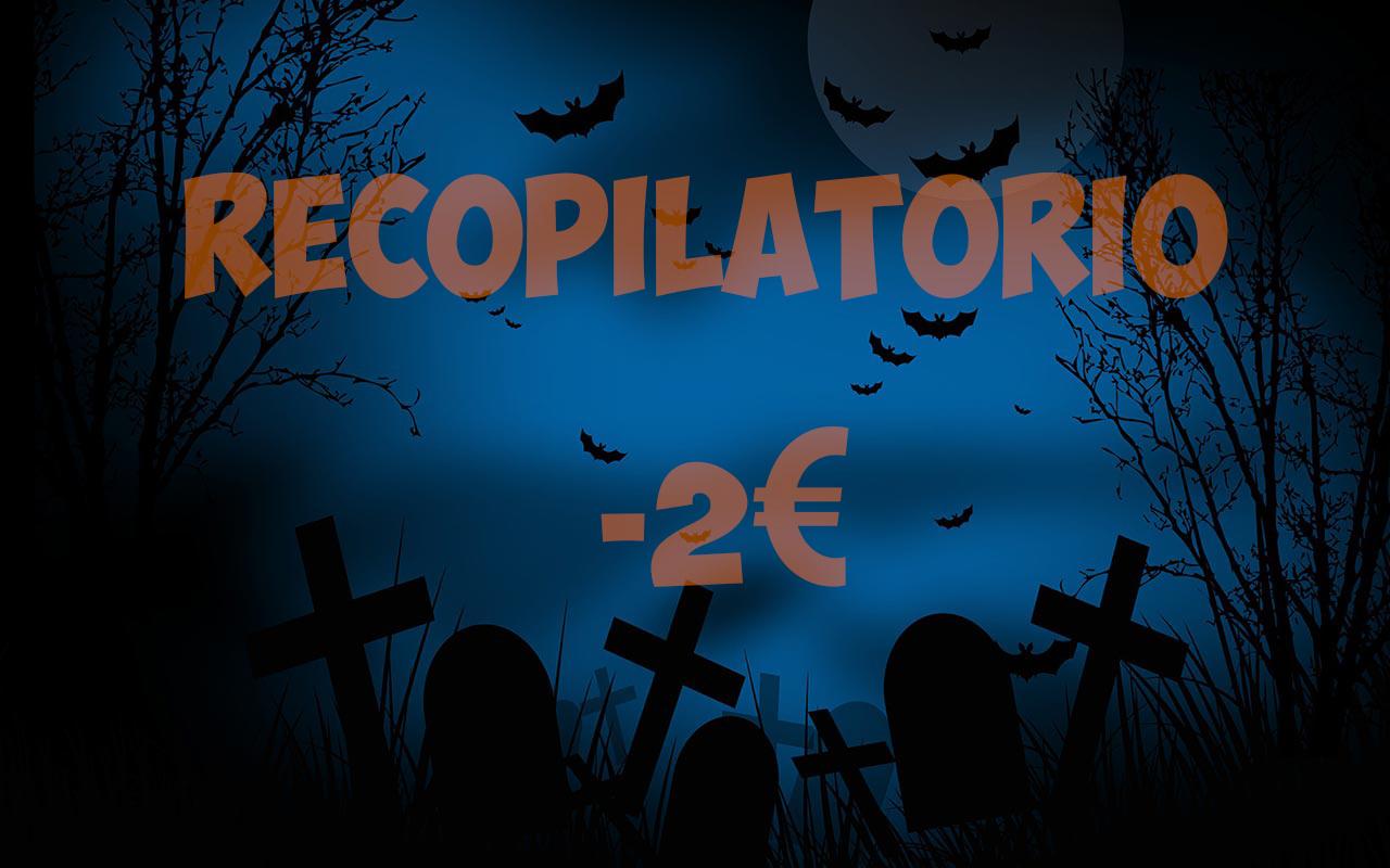 RECOPILATORIO HALLOWEEN <2€ + BONUS