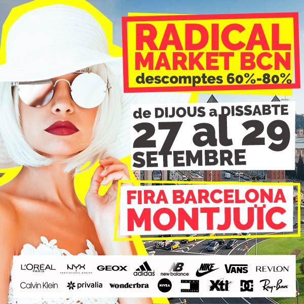 Radical Market Barcelona