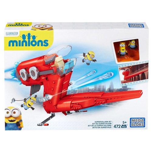 Minions Juego de Construcción Avión