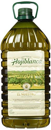 Hojiblanca, Aceite de oliva (Virgen extra) - 5l.