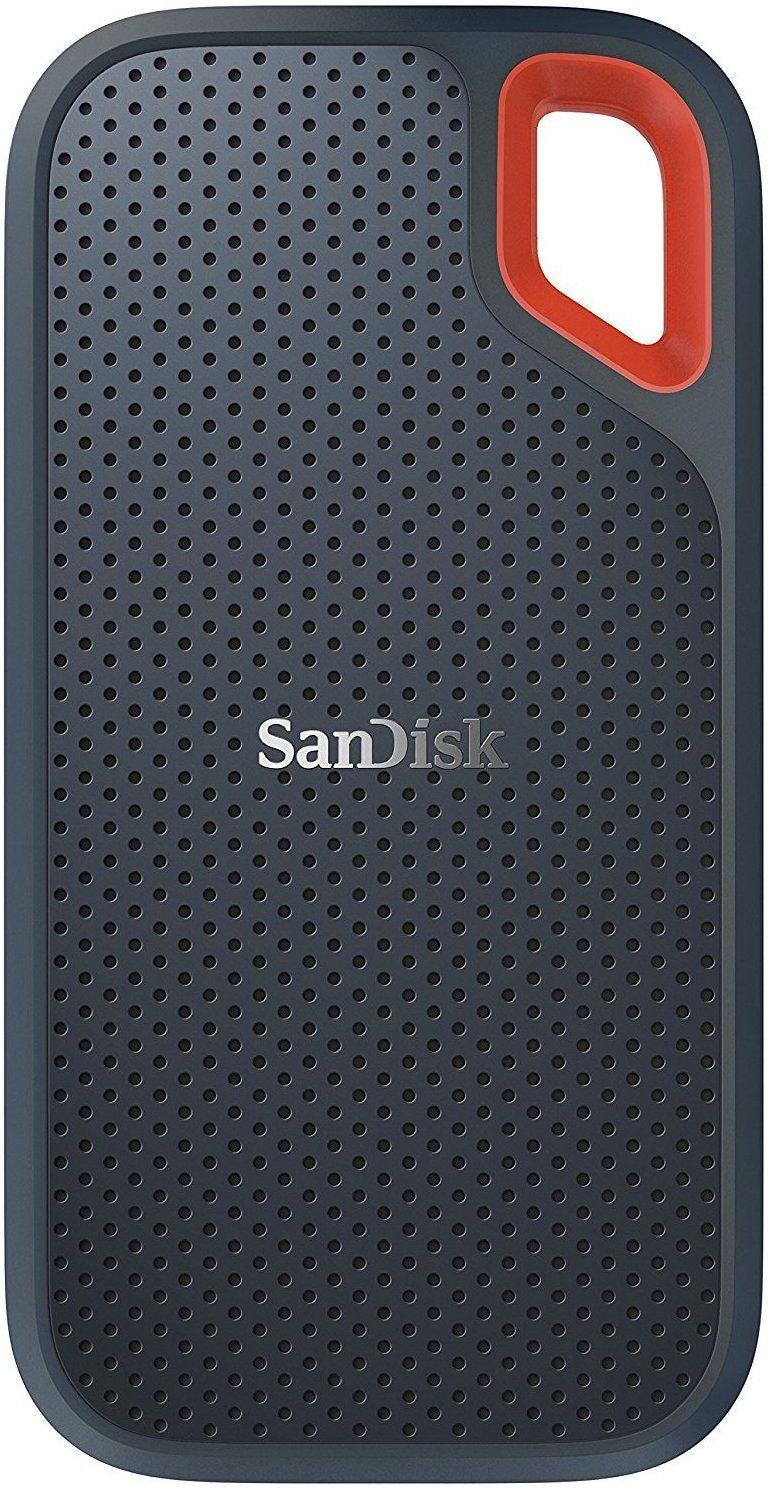 SanDisk Extreme - Portable SSD (1 TB, hasta 550 MB/s de Velocidad de Lectura)