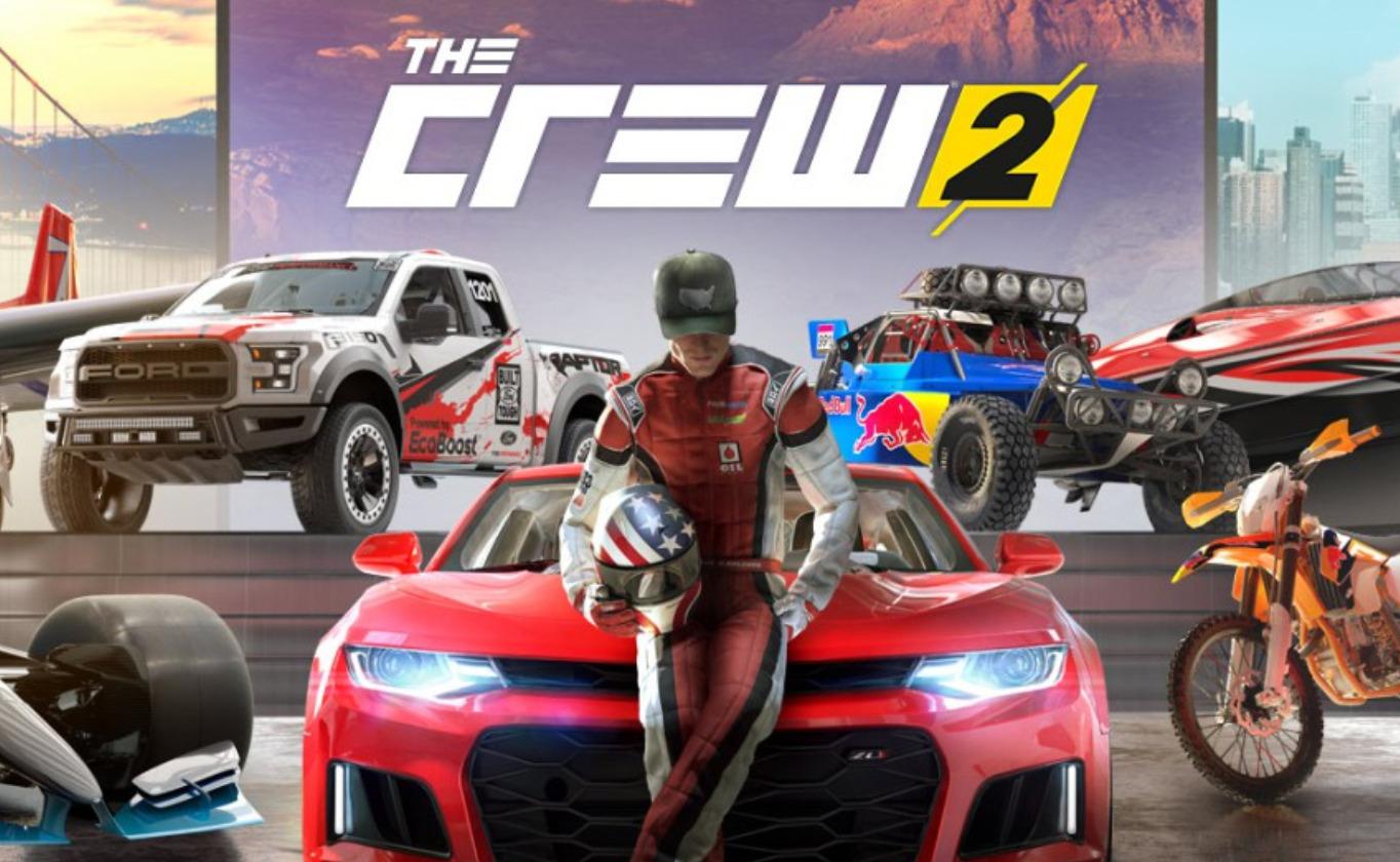 PC: THE CREW 2 - Finde gratis (27-30 Septiembre)