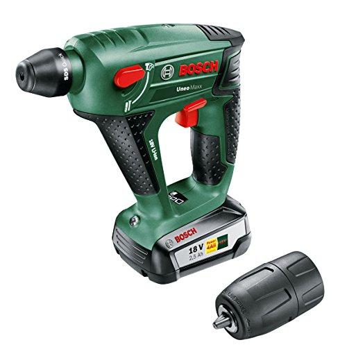 Perforador Bosch + batería = 135€