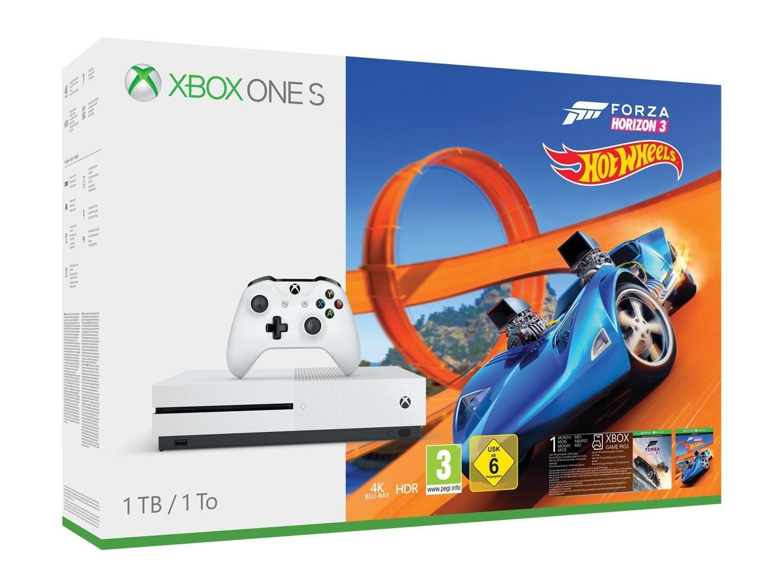 Xbox One S 1TB + Forza Horizon solo 214€