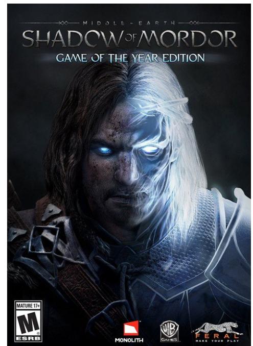 La Tierra Media: Sombras de Mordor Game of the Year Edition (PC)