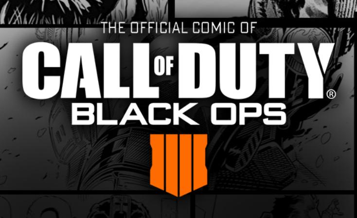 Call of Duty: Black Ops IIII - Serie de 10 comics oficiales (GRATIS)