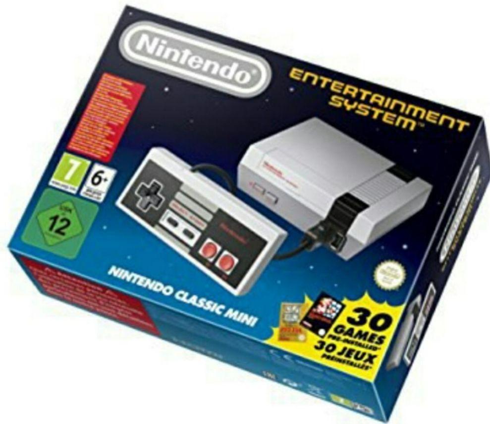 Nintendo Classic Mini NES 30 juegos