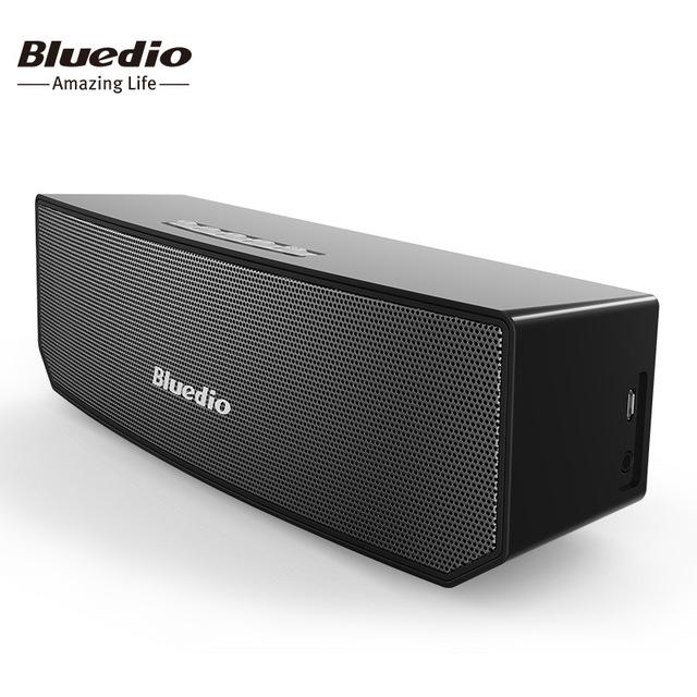 BS-3 Original Bluedio Mini Bluetooth Altavoz Portátil Inalámbrico  con micrófono