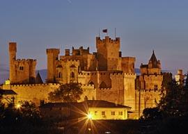 Castillo de Olite (Navarra) - Entrada gratis 29 y 30 Septiembre