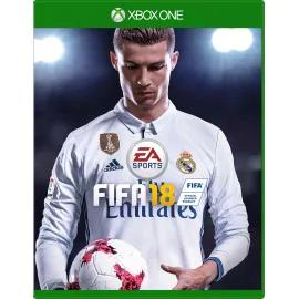 XBOX ONE: Fifa 18 Standard Edition (juego físico)