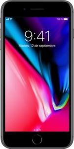 iPhone 8 Plus Negro Libre