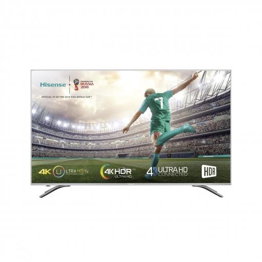 TV LED 50'' Hisense 4k solo 399€