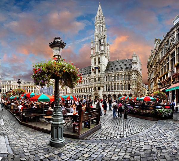 Vuelos a Bruselas desde 20€ ida y vuelta