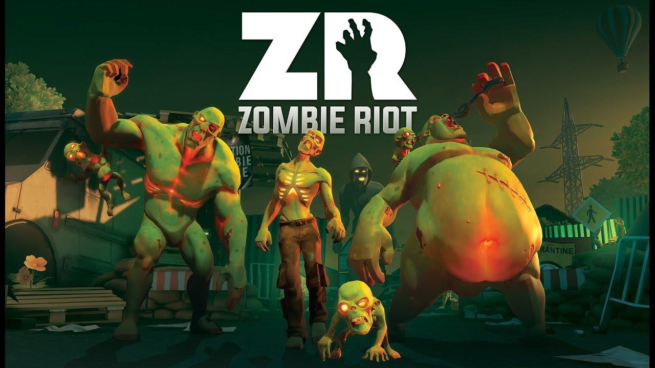 Oculus Rift: Zombie Riot (gratis)