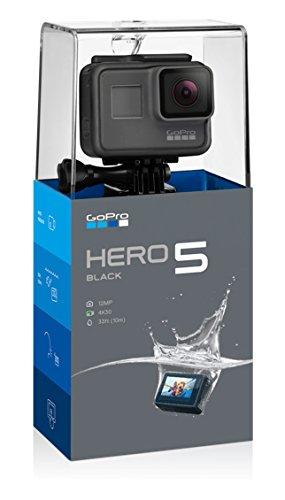 GoPro Hero 5 BLACK 16% descuento