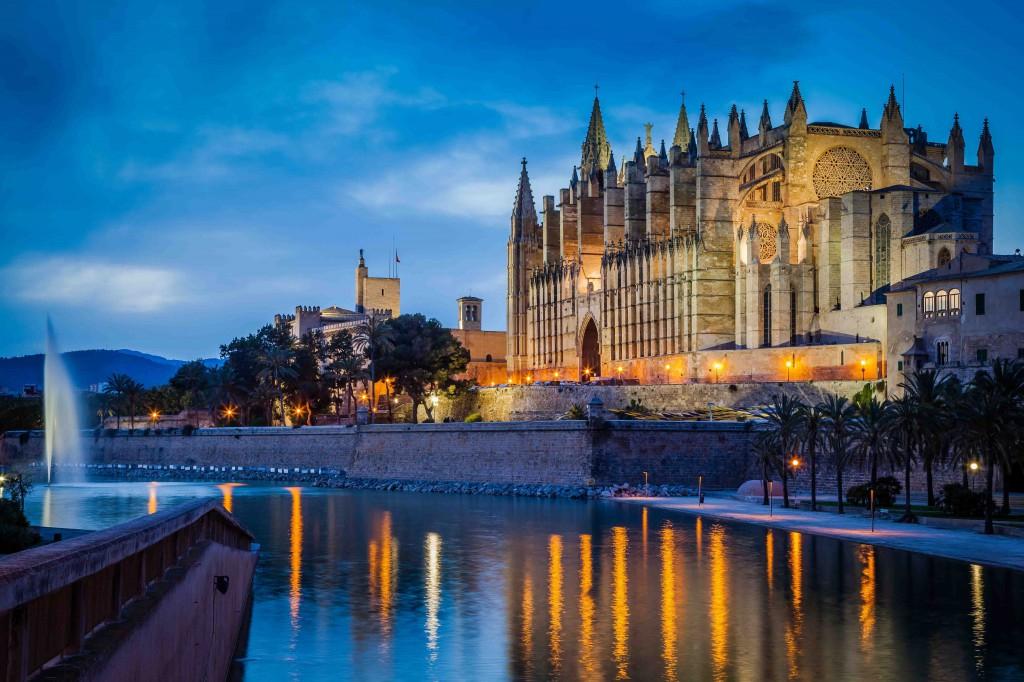 Ida y vuelta Madrid - Palma de Mallorca por 21€. Del 18 al 23 de octubre
