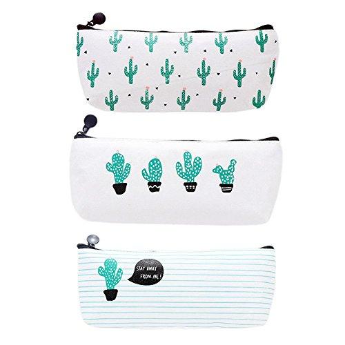 Neceser de Cactus! 3 piezas