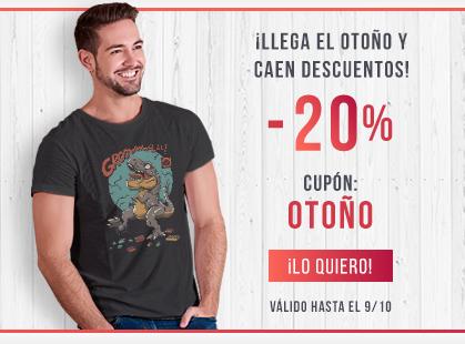 """20% Descuento en La Tostadora con el cupón """"OTOÑO"""""""