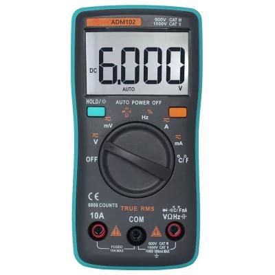 Multímetro digital  600 cuentas