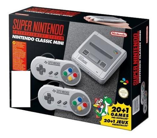 Super Nintendo SNES Mini (Quedan 3 unidades)