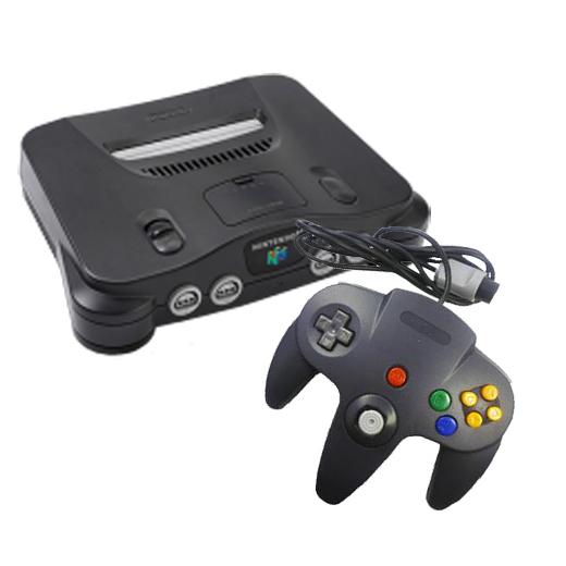 Consola Nintendo 64 + Mando N64 *Segunda Mano*