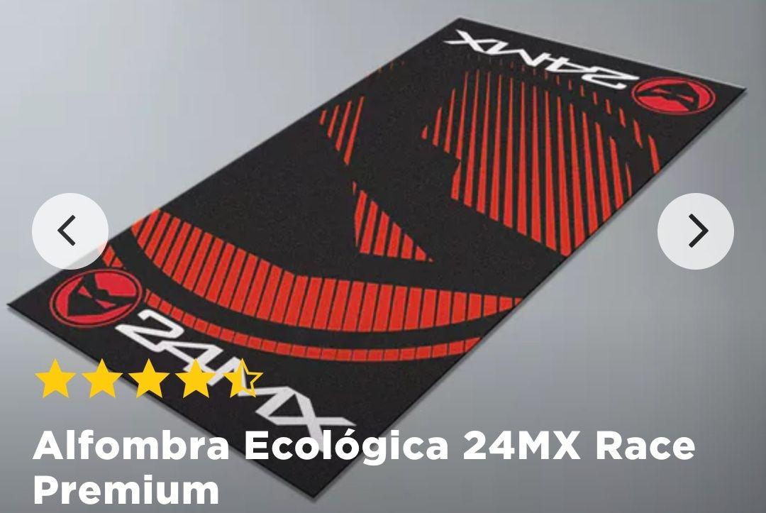 Alfombra ecológica 24mx
