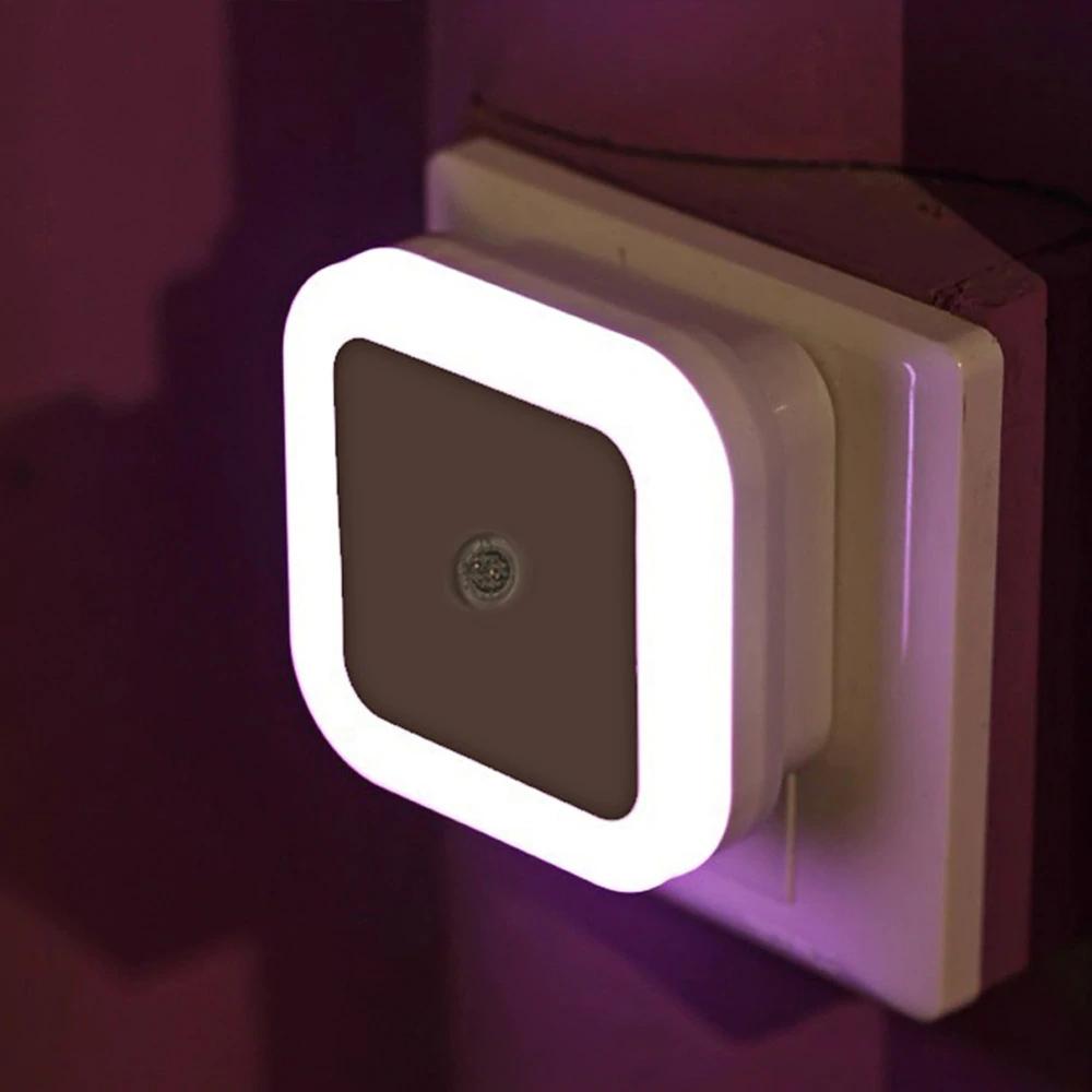 Luz de noche con sensor