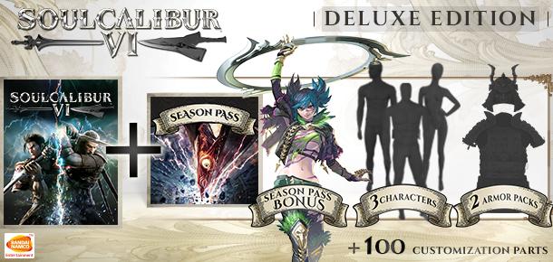 Soulcalibur VI Deluxe PC