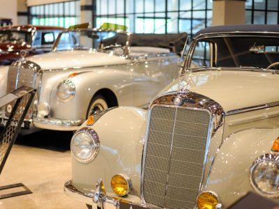 Bilbao: Museo Mercedes-Benz Aguinaga (entrada gratuita)