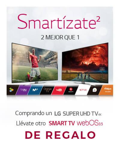 LG: Promociones en Navidad (Televisión)