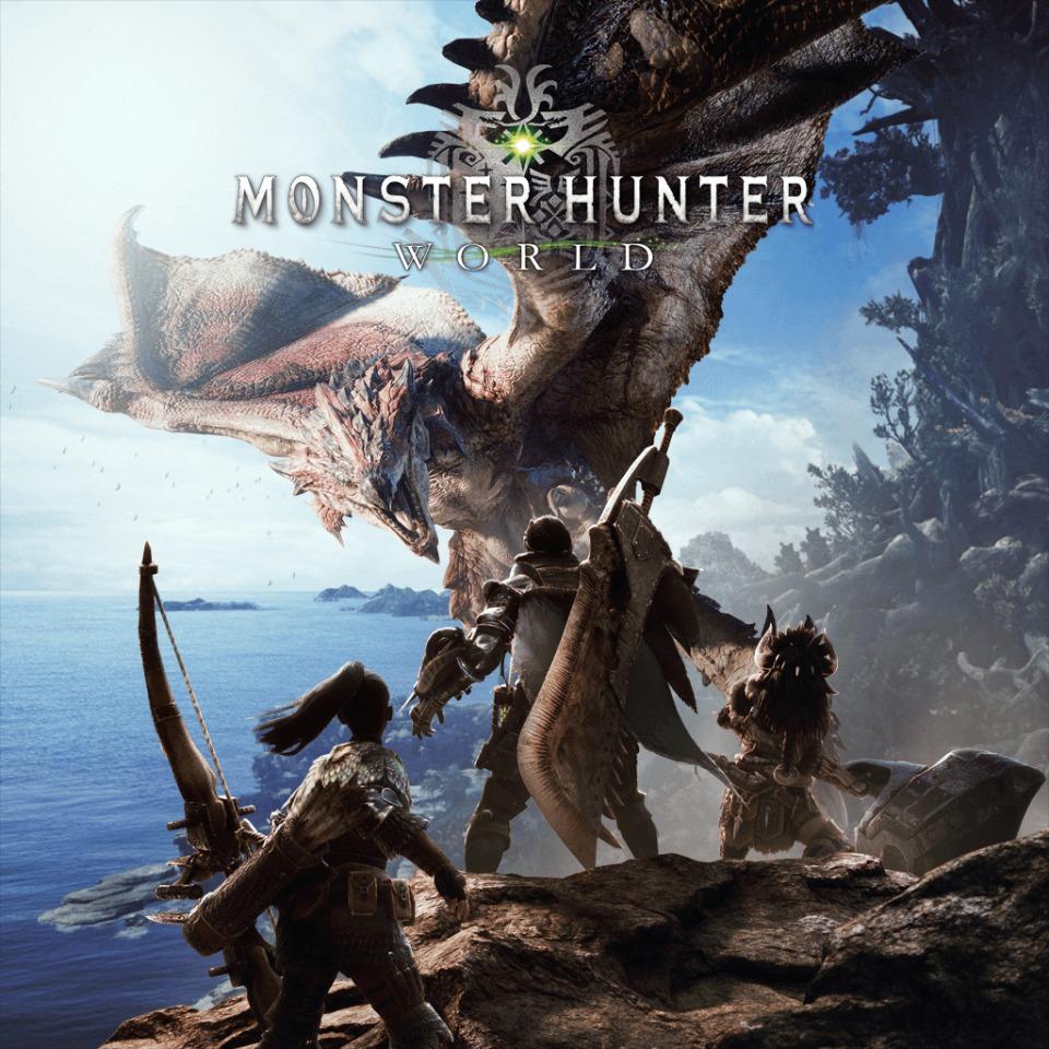 MONSTER HUNTER: WORLD™ PS4