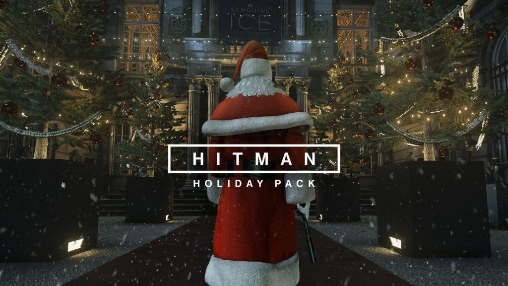 15 Diciembre: Hitman Holiday Pack. - Gratis para todas las plataformas.