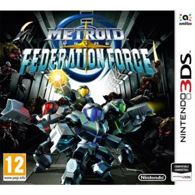 Metroid Prime: Federation Force para Nintendo 3DS
