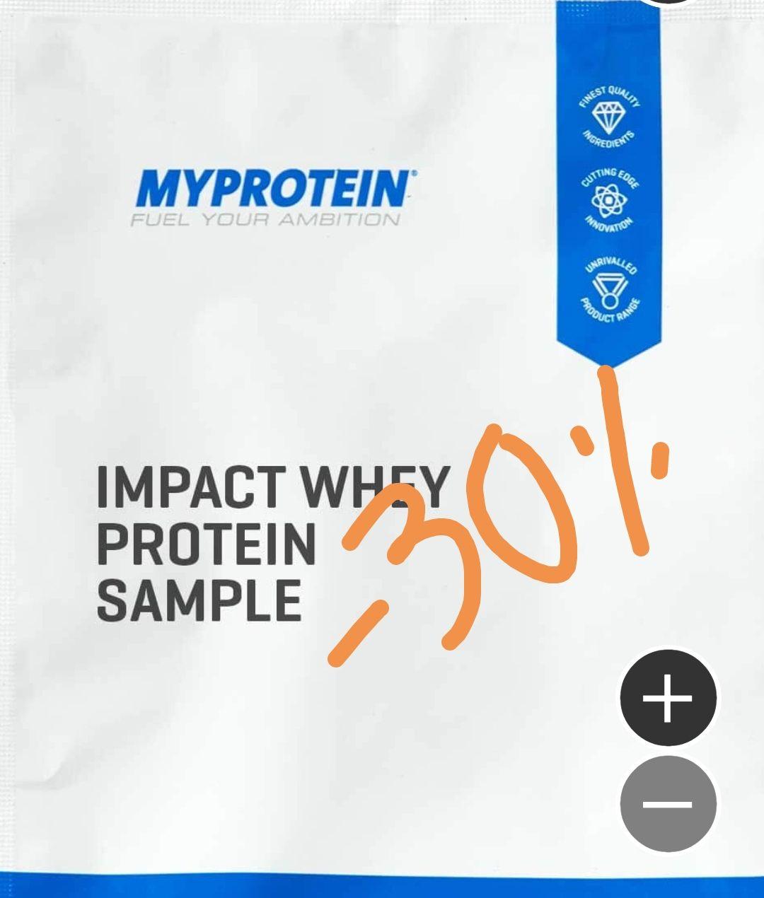 Proteína sabor brazo de gitano + 30%