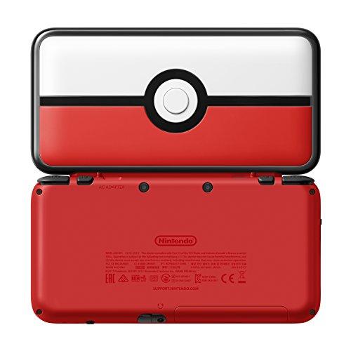 Nintendo 2DS XL Edición Pokémon Pokeball a solo 109.99€