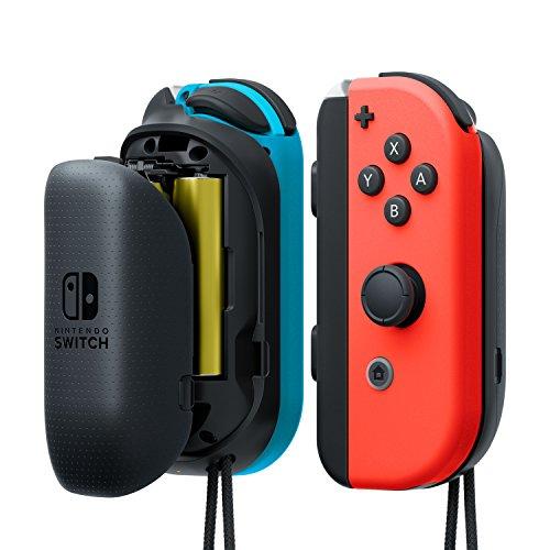 Nintendo - Cargador Para Joy-Con Con Pilas AA