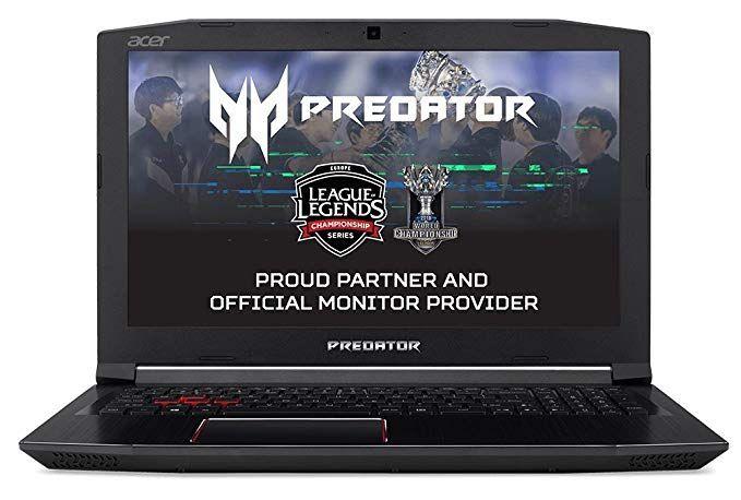 Acer Predator Helios 300 i5-8300H, GTX 1060