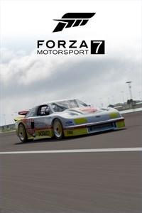 Forza Motorsport 7 - Merkur #11 MAC Tools XR4Ti 1986 GRATIS (PC Xbox One)