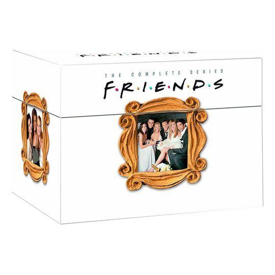 Temporada completa Friends