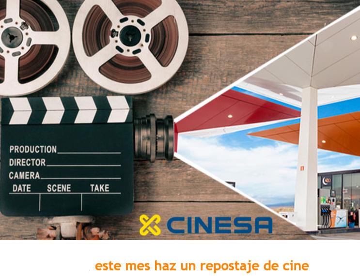 Travel Club y Repsol te llevan al cine gratis