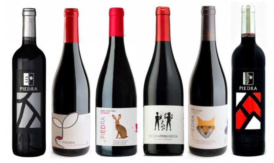 Pack de vinos Piedra degustación 35.9€