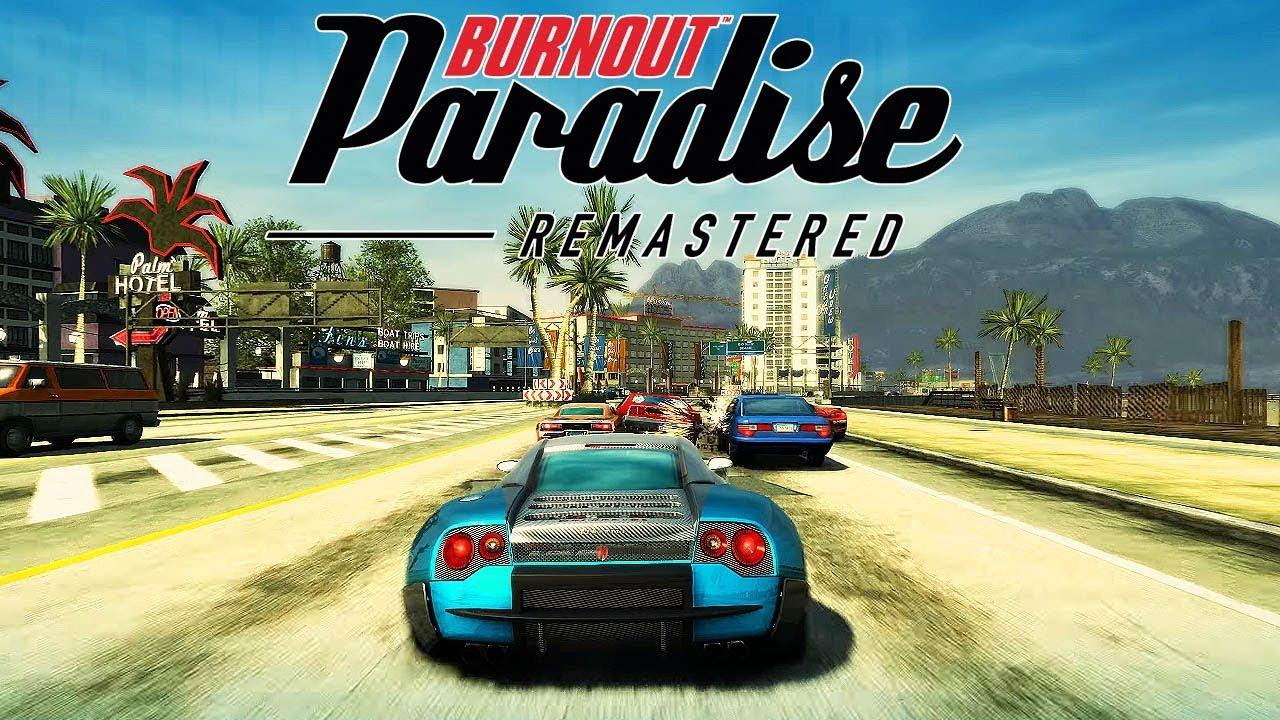 Burnout Paradise Remastered [XBox] en EA Access el 10/10 + Battlefield V - Primera BETA - 9/11/18