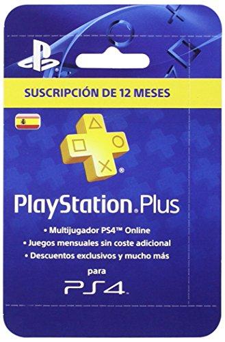 Sony - Tarjeta PSN Plus Para 365 Días