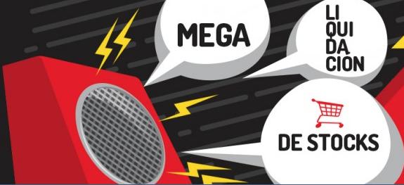 Mega-Liquidación de Stocks en Mequedouno