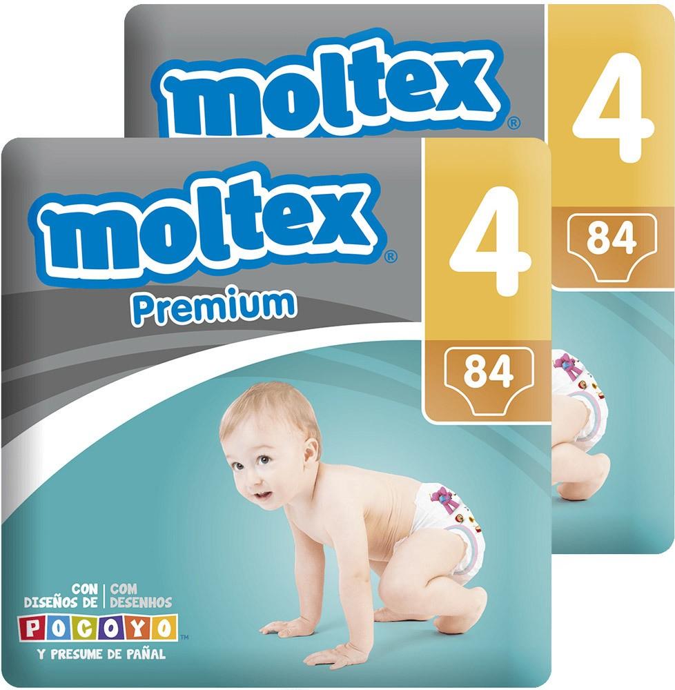 2x1 en pañales Moltex
