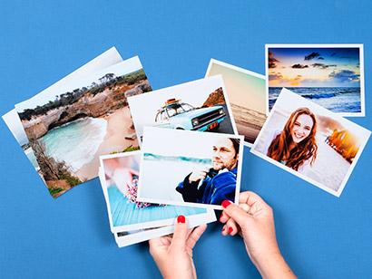 Revelado de 10 fotos (13x13) (sólo pagas los gastos de envío)