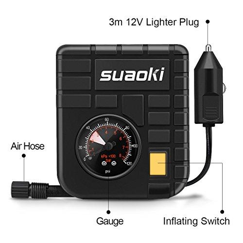 Mini compresor Suaoki RCP-C43L