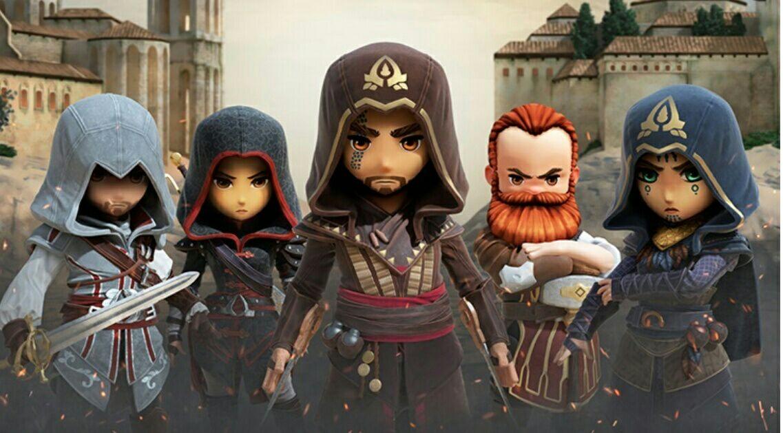 Recompensas especiales por prerregistrarse en Assassin's Creed Rebellion