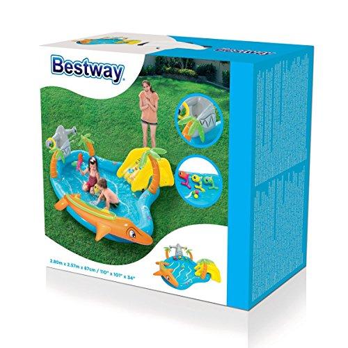 Bestway - Piscina Infantil con tobogán