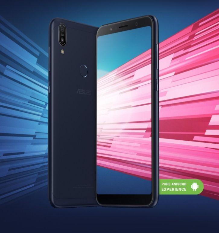 Asus Zenfone Max Pro M1 3GB/32G Android puro Plata Meteoro